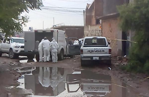 Hasta agosto se han registrado 2 mil 135 casos de homicidios dolosos en Guanajuato. FOTO: ESPECIAL
