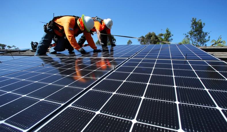 ¿Cómo el TLCAN abrirá mercado de EU para la industria mexicana de energía solar?. Foto: Reuters