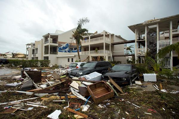 Jebi, el tifón más potente en alcanzar Japón desde 1993. FOTO: AFP