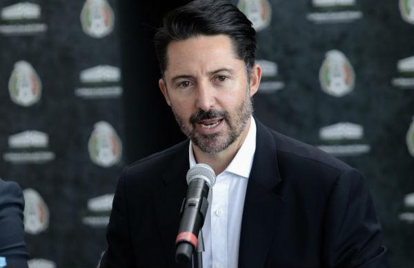 Yon de Luisa informó que la labor para encontrar al seleccionador ha estado en manos de expertos como Guillermo Cantú, Gerardo Torrado y el holandés Dennis te Kloese