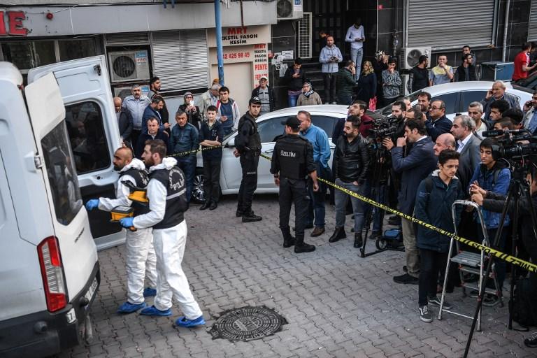El asesinato  de Jamal Khashoggi fue planeado: Turquía. Foto: AFP