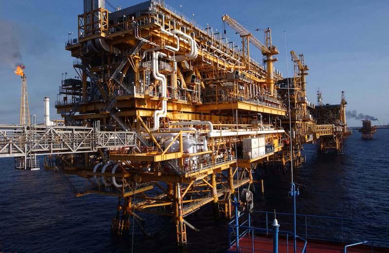 Vale 20 mil mdd freno al petróleo. FOTO: PEMEX/CUARTOSCURO.COM