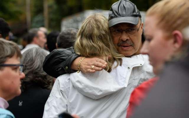 El ataque es considerado el más letal contra la comunidad judía en la historia de Estados Unidos. Foto: AFP
