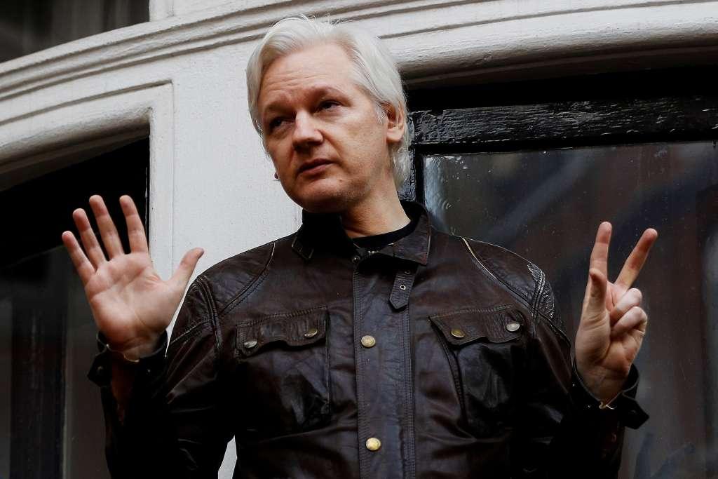 TENSIÓN. El caso Assange, es para el presidente Lenín Moreno