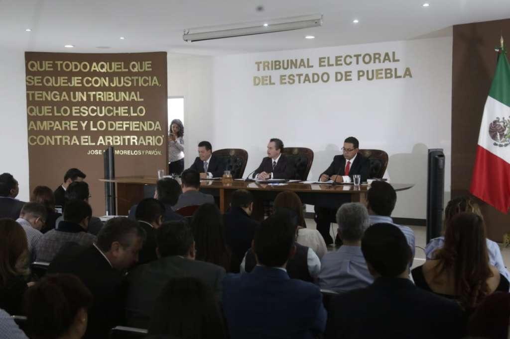 Fernando Chevalier Ruanova, señaló que se hicieron los análisis con base en los reglamentos electorales. FOTOS: ENFOQUE