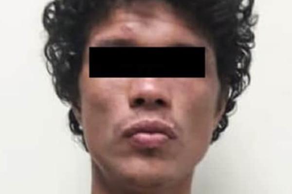 Es acusado de homicidio calificado en grado de tentativa. FOTO: ESPECIAL