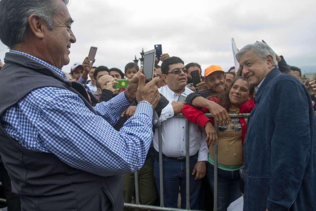 """""""Nuevo León, no tiene la posibilidad económica para eso, ni para atenderlos"""