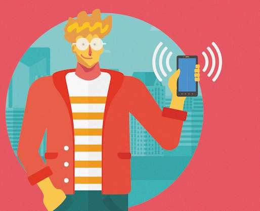 Piensa joven:  Aplicaciones / Ilustración: Allan G. Ramírez