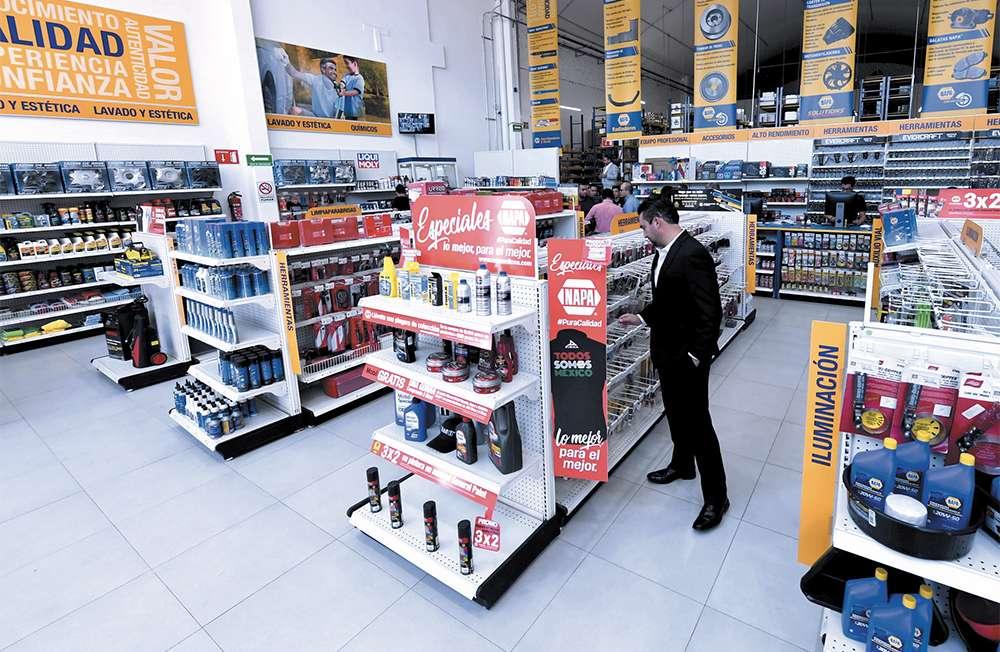 A LA VISTA. Las unidades tienen un inventario robusto para consolidar su oferta. Foto: Especial