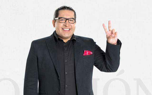 Alex Kaffie / Sin  lisonja y  a rajatabla / Heraldo de México