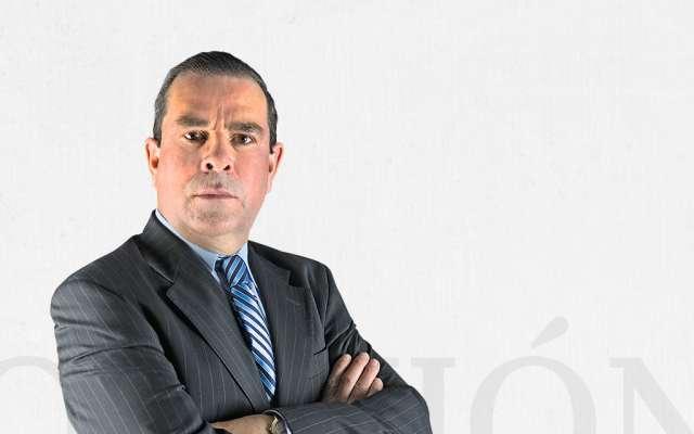 Marko Cortés busca que los panistas no voten por el candidato de otro partido.