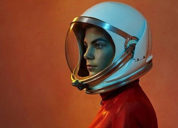 Alyssa Carson es una de los nueve embajadores de Mars One, una misión que busca establecer una colonia humana en Marte en 2030. Foto: Instagram