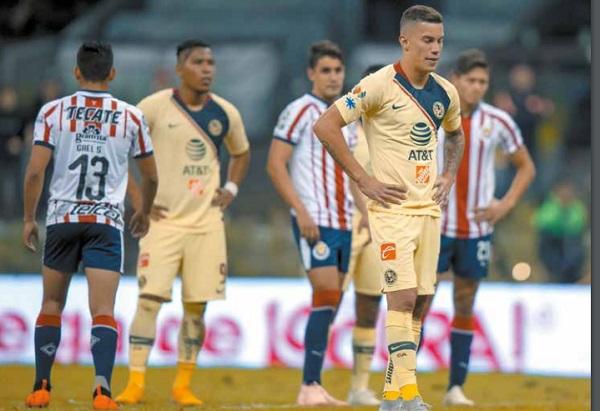 De julio de 2017 a la fecha, las Águilas perdieron seis puntos y fallaron 35 por ciento de sus penaltis cobrados en torneos de la Liga MX. Foto: PAULINO SANTIAGO