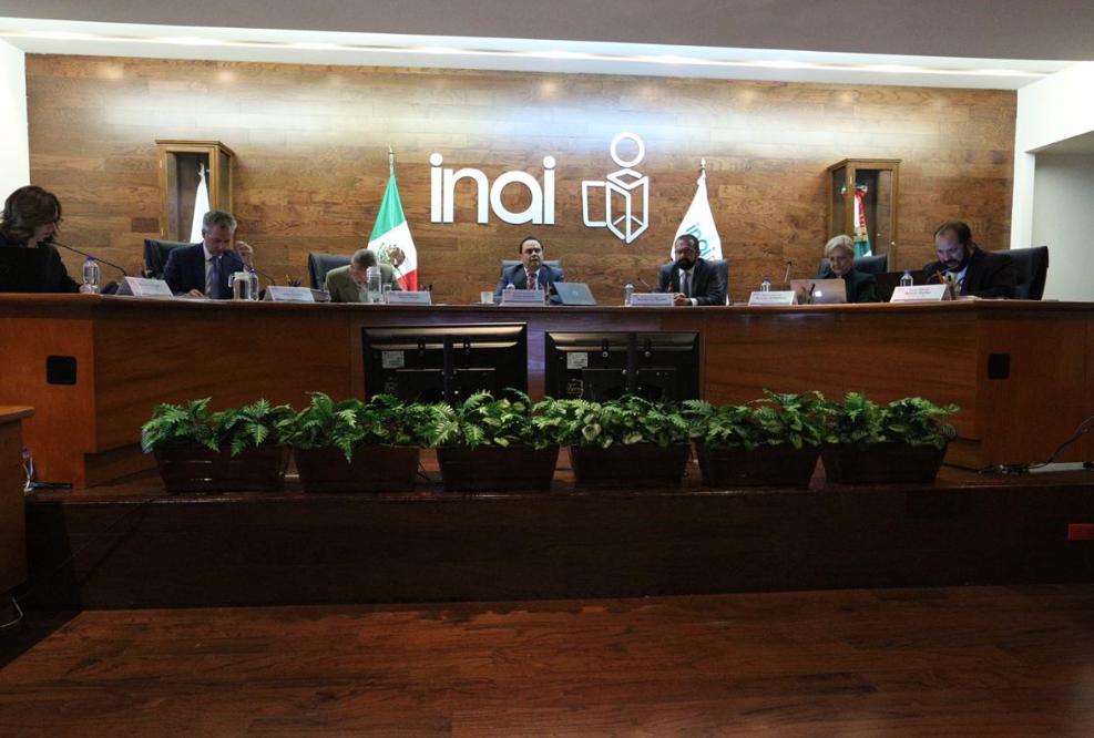 INAI ordena a PGR conocer avances del caso  Odebrecht. @INAImexico