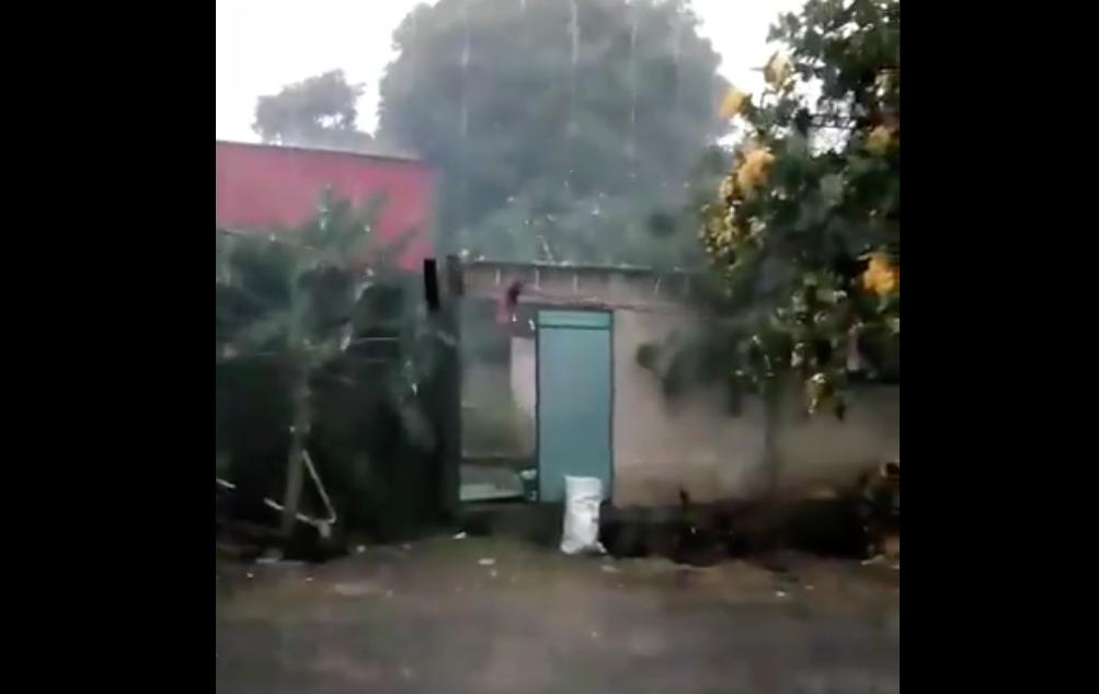 Suspenden clases en gran parte de Oaxaca por fuertes lluvias