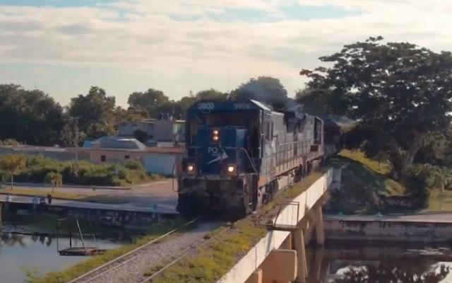 El Tren Maya es un proyecto integral de infraestructura y desarrollo del sureste. FOTO: ARCHIVO