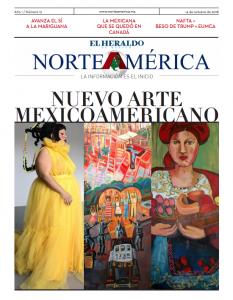 Heraldo de México Edición Norteamérica 14 de Octubre