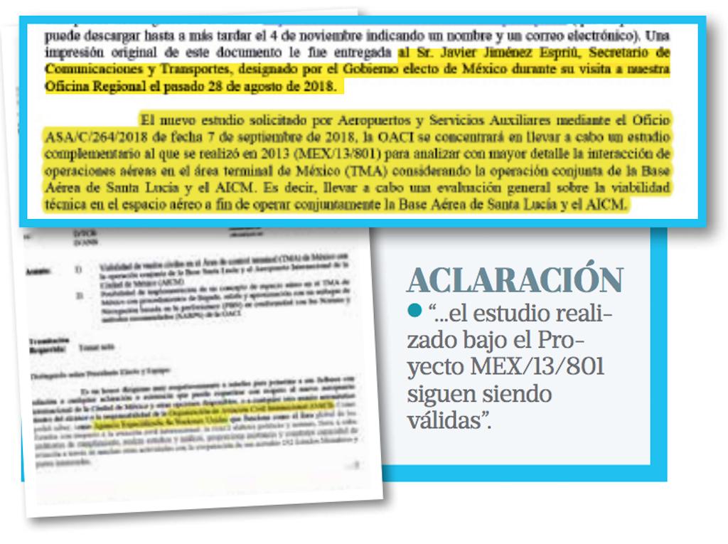 El organismo mandó una carta aclaratoria a  AMLO