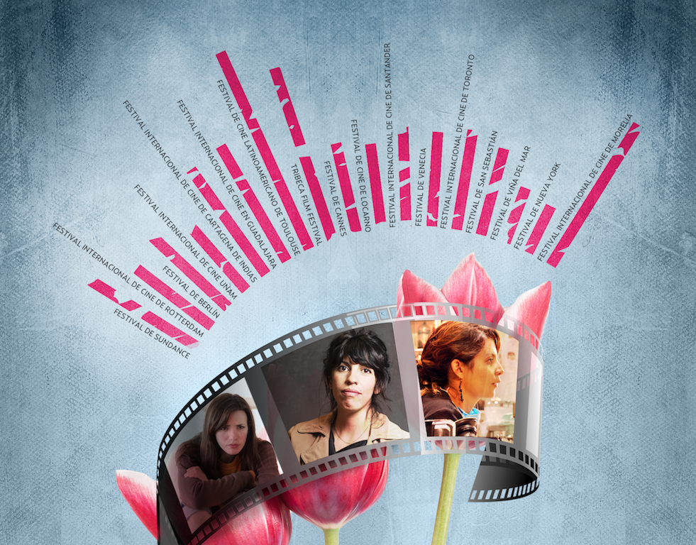 El cine, aún con poca presencia de directoras. Heraldo de México