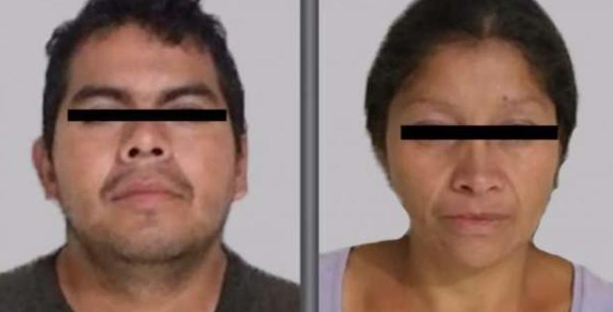 Ambos crímenes les fueron vinculados a la pareja por una juez . FOTO: ESPECIAL