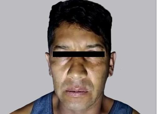 Cae probable feminicida de la niña Valeria en Edomex: VIDEO