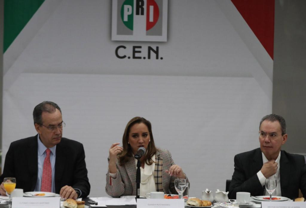 PRI suspenderá  militancia a César Duarte, ex gobernador de Chihuahua. FOTO: @ruizmassieu