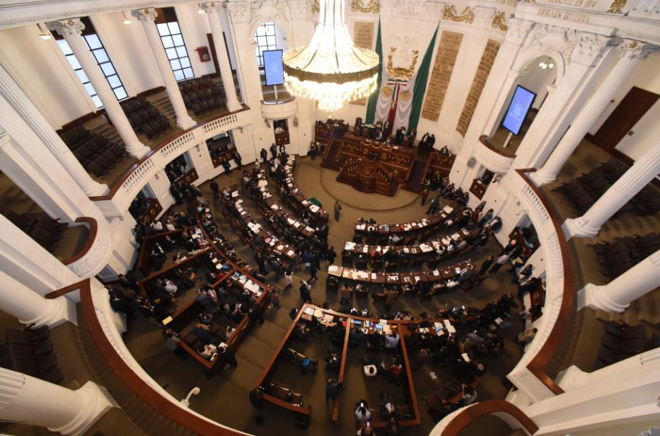 Capitalinos ganan un nuevo foro. Foto: @Congreso_CdMex