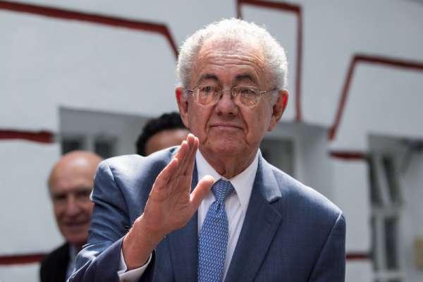 Javier Jiménez Espriú, propuesto como secretario de Comunicaciones y Transportes   FOTO: GALO CAÑAS /CUARTOSCURO.COM