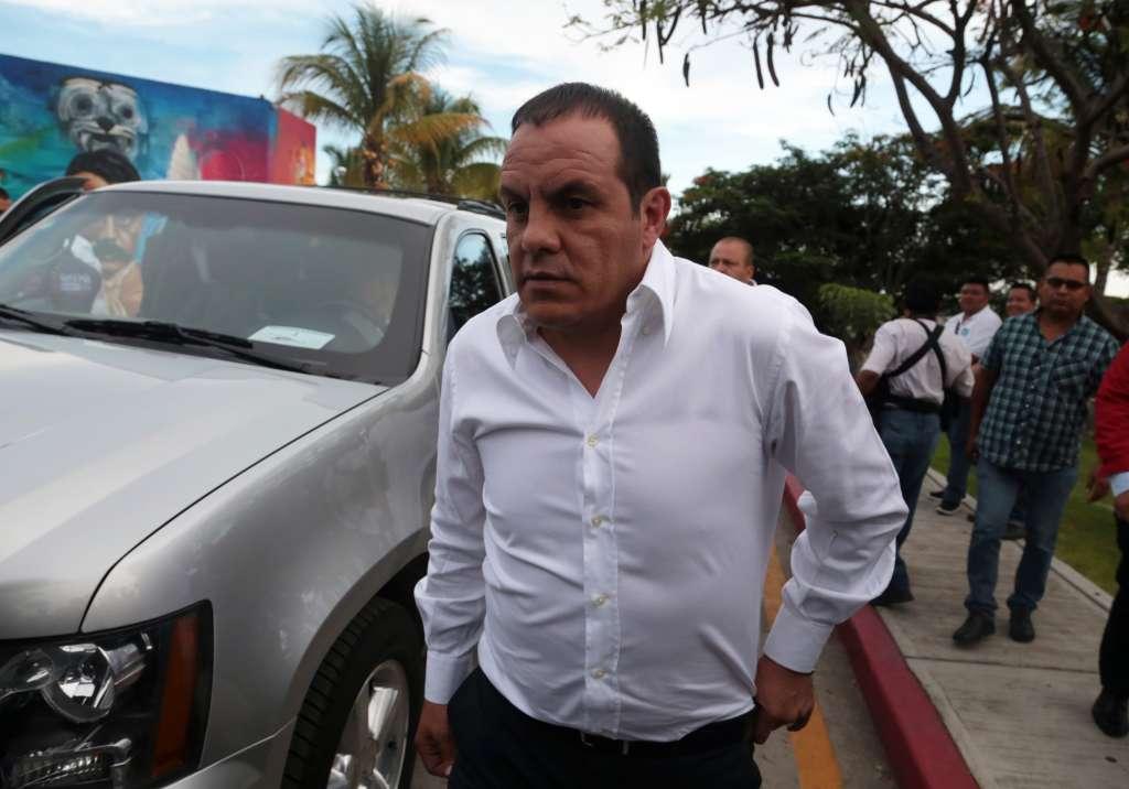 El Cuau también ordenó que se revise la Residencia Oficial y el DIF. FOTO: ARCHIVO/CUARTOSCURO