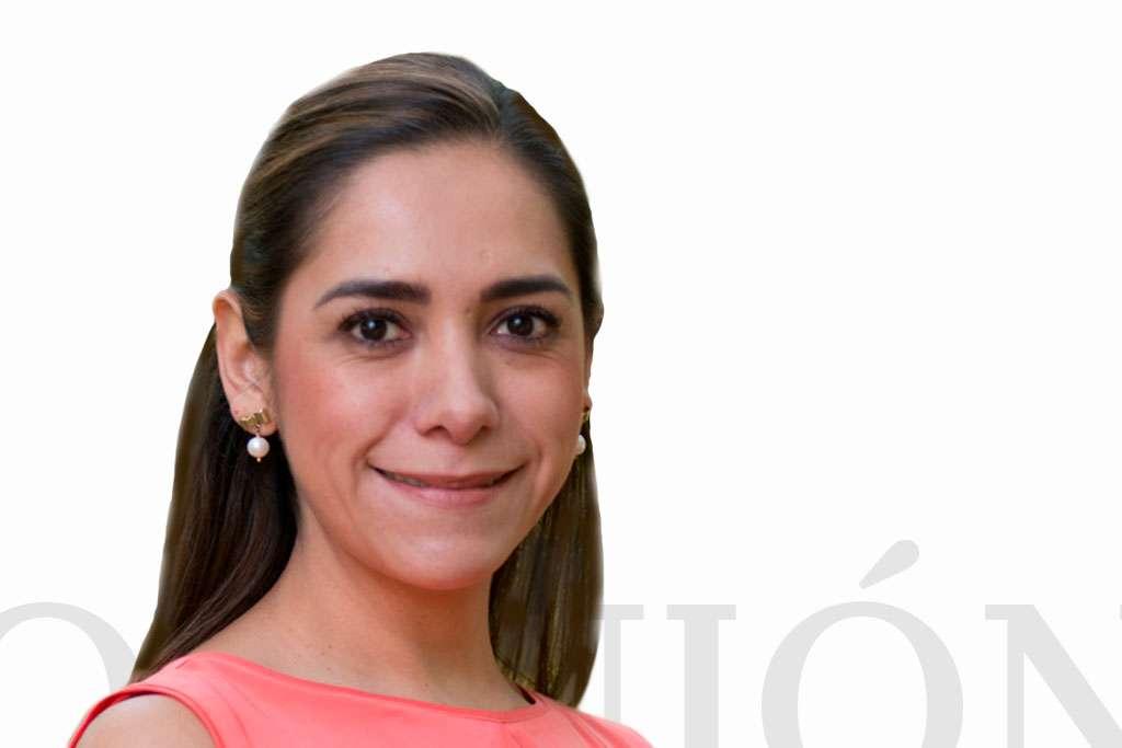 Dulce Ma.  Méndez de la Luz Dauzón / Diputada Movimiento Ciudadano