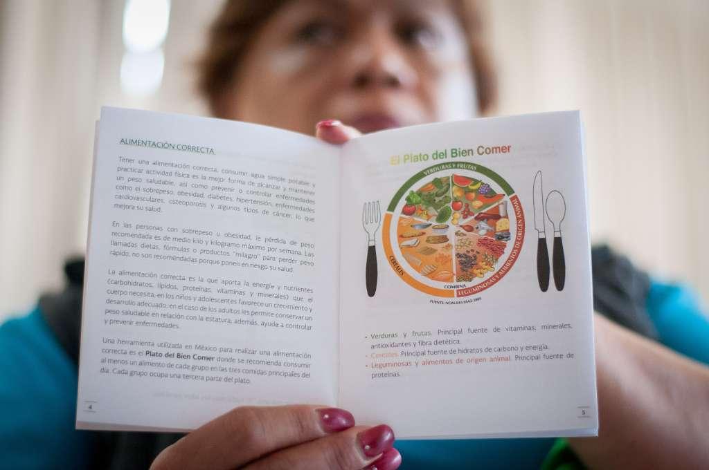 México tiene la segunda mayor tasa de obesidad del planeta. Foto: Cuartoscuro