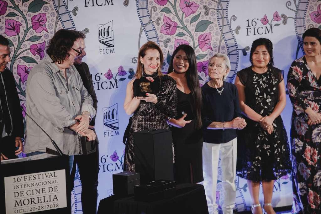 Para De Tavira, el filme habla de mujeres que son heroínas de la vida diaria. FOTO: ESPECIAL