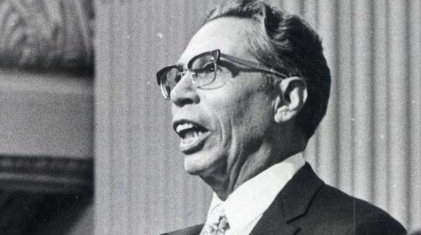 Díaz Ordaz, fue señalado como responsable de la matanza del 2 de octubre. Foto: Especial