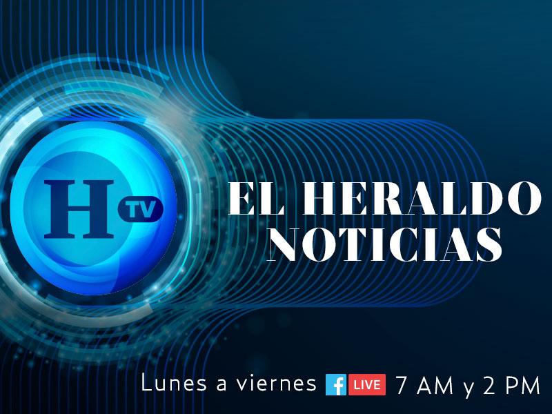 El Heraldo Noticias con Alejandro Cacho y Alma Saint Martín. Emisión 17 de enero 2019