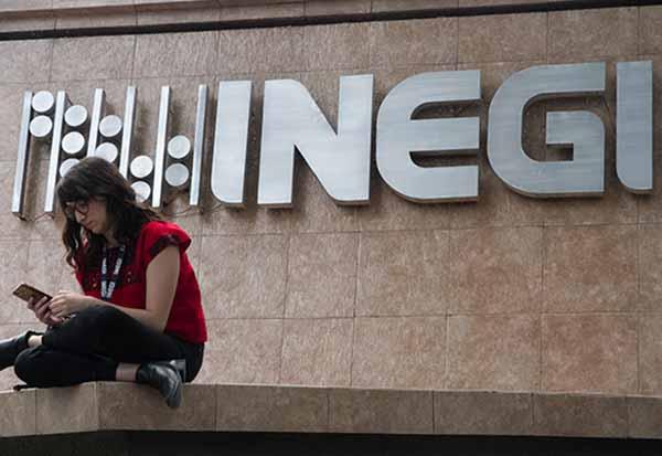 Fachada de la sede del Instituto Nacional de Estadística Geografía (INEG).  FOTO: CUARTOSCURO