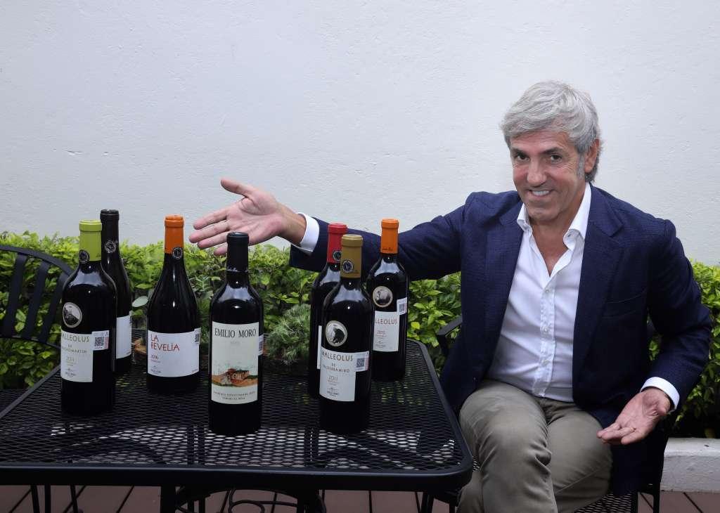JOSÉ MORO. Presidente de Bodegas Emilio Moro y Cepa 21. Foto: Especial