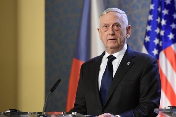 Mattis explicó que los detalles sobre el despliegue se darán a conocer la noche del domingo. Foto: AFP