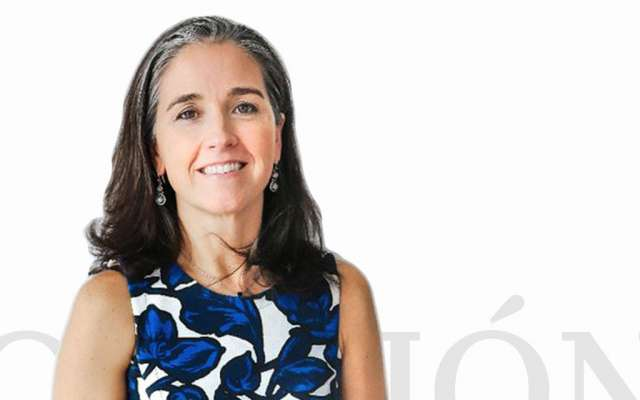 Jennifer O'Donoghue / Mexicanos primero / El Heraldo de México