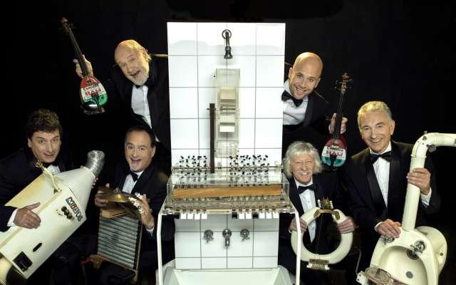 GRUPO MUSICAL. Seis generaciones de músicos han pasado por Les Luthiers. Foto: Cortesía