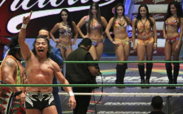 También confesó que la Arena México es un lugar de grandes decisiones, tanto para él, como para la gente que la visita