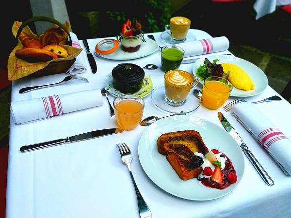 """El restaurante Maison de Famille, ofrecen platillos de """"una cocina francesa sincera. Foto: Especial"""