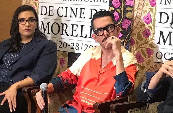 Cecilia Suárez es una de las mejores actrices en México, afirmó Manolo Caro. Foto: Patricia Villanueva