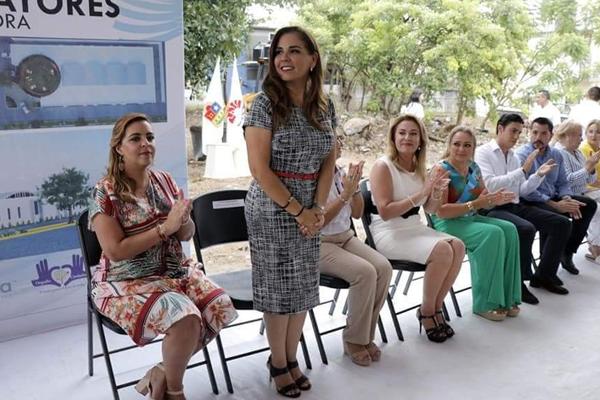 La alcaldesa presentará la iniciativa ante el Congreso. FOTO: ESPECIAL