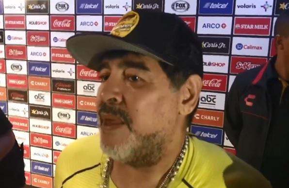 Diego compartió algunas anécdotas y lecciones de gente que estuvo involucrada en el futbol mexicano. FOTO: ESPECIAL