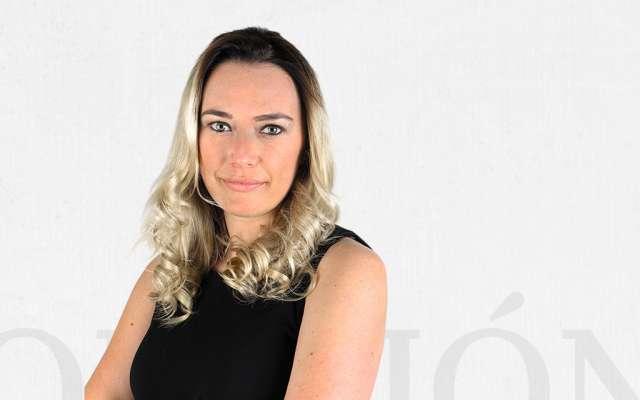 María del Sol Rumayor. FOTO: ESPECIAL