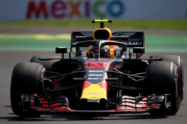 El holandés Max Verstappen, de Red Bull, dominó este viernes la segunda práctica libre. Foto: AFP