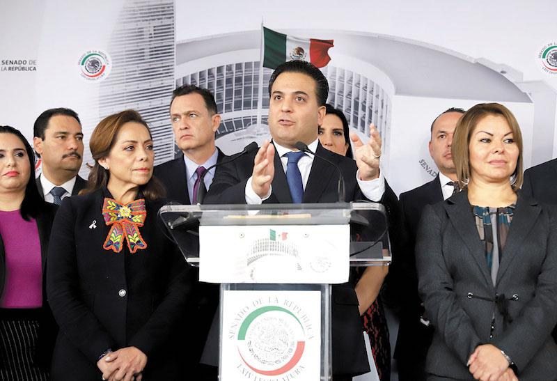 La iniciativa presentada en el Senado, también castigará a ciudadanos que sobornen. Foto: Víctor Gahbler / Heraldo de México