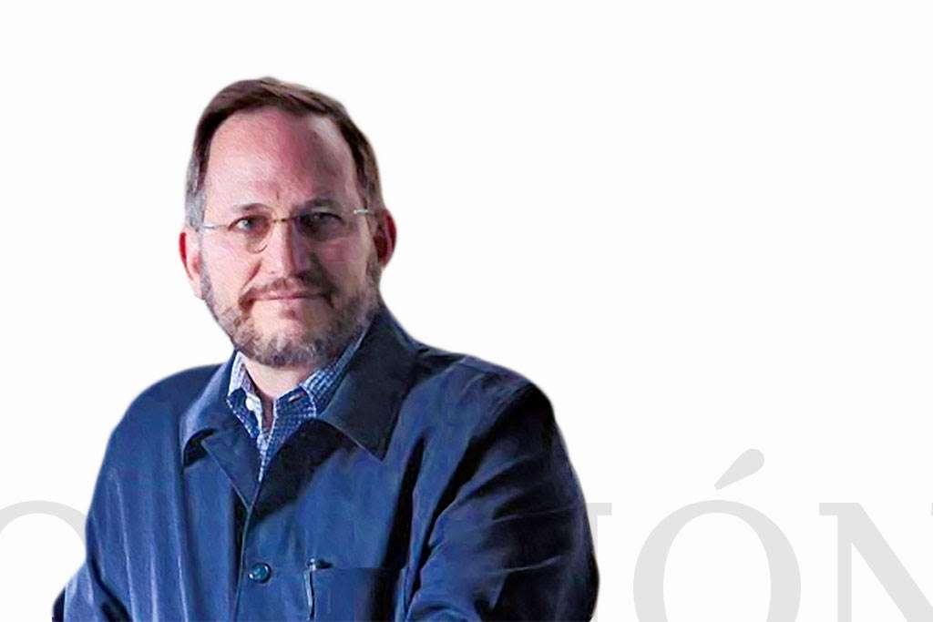 Pedro Ángel Palou / Heraldo  de México