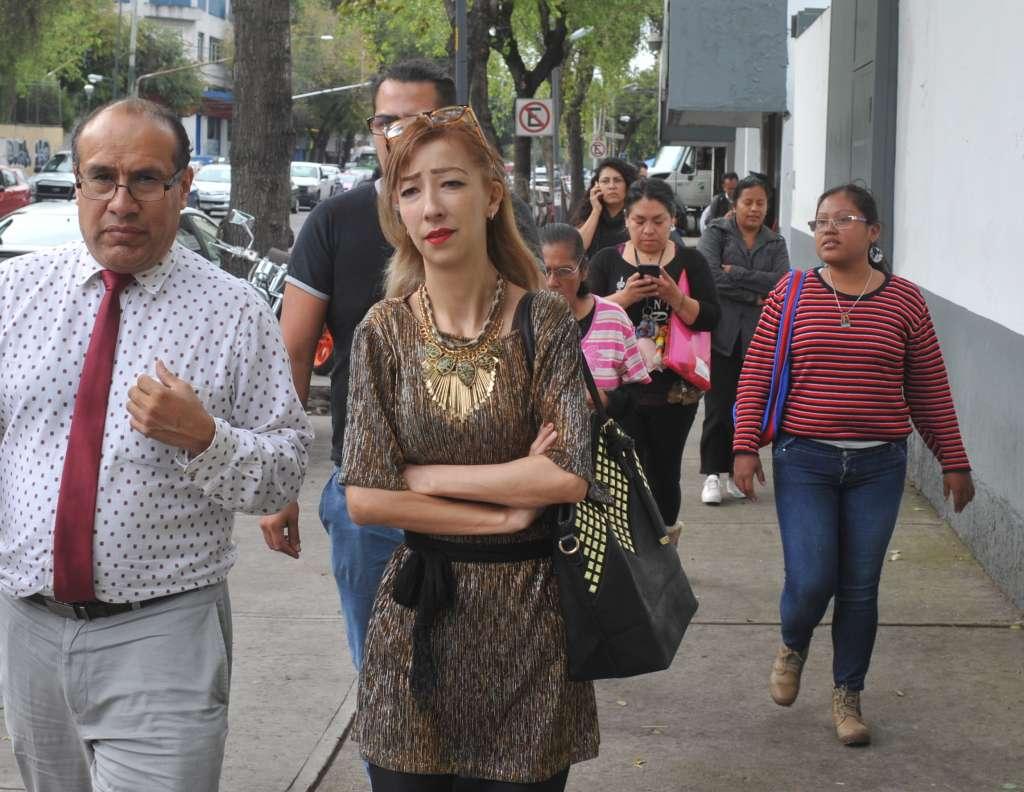 Padres de familia acudieron a las instalaciones de la PGJCDMX. FOTO: ARCHIVO/ CUARTOSCURO