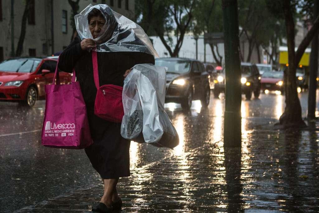 El SMN  exhortó a la población extremar precauciones. FOTO: ARCHIVO/ CUARTOSCURO